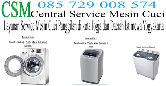 Service Mesin Cuci Jogja | Yogyakarta 085 729 008 574 Panggilan