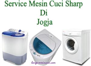 service-mesin-cuci-sharp-jogja-yogyakarta