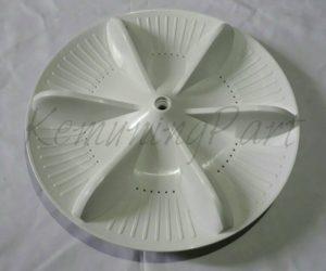 pulsator atau agitator mesin cuci