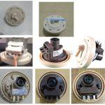 Water level sensor mesin cuci samsung Top Loading atau bukaan atas