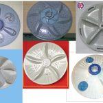 Fungsi dan cara kerja pulsator atau agitator mesin cuci