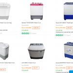 Daftar harga mesin cuci samsung terbaru Januari 2018