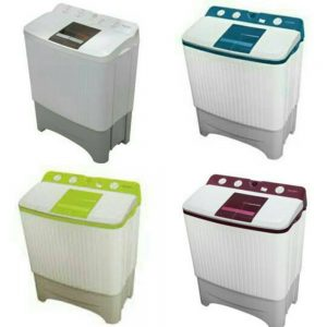 Model dan Harga Mesin Cuci 2 Tabung