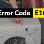 Kode Error Mesin Cuci Electrolux Front Loading & Top Loading Serta Solusinya