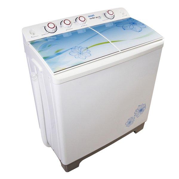 mesin cuci akari 2 tabung tidak bisa buang air